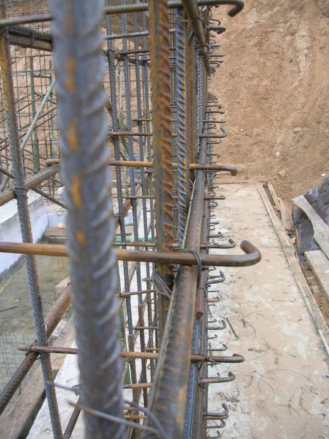 Армирование фундамента от А до Я по советам опытных строителей 88